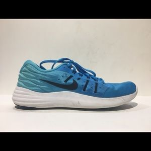 NIKE LUNARSTELOS Sz 10 Athletic Running Shoes